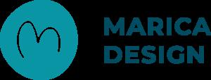 Maricadesign logo
